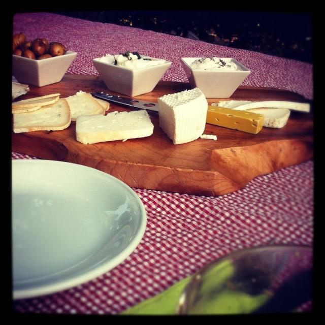 Breakfast at Hanan ha'Gaban