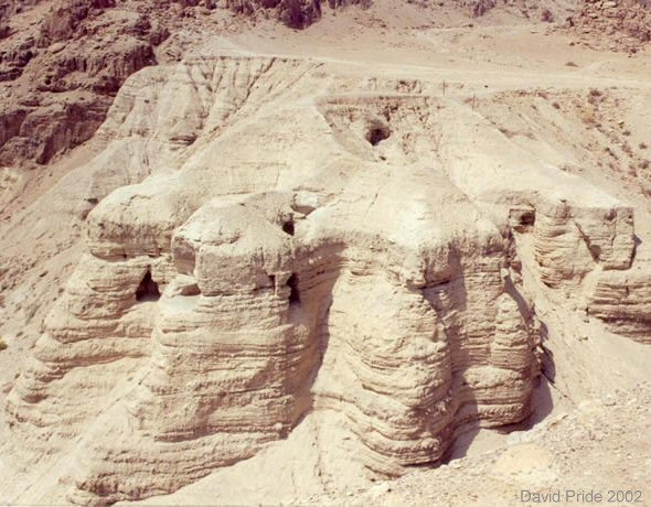 Caves of Qumran